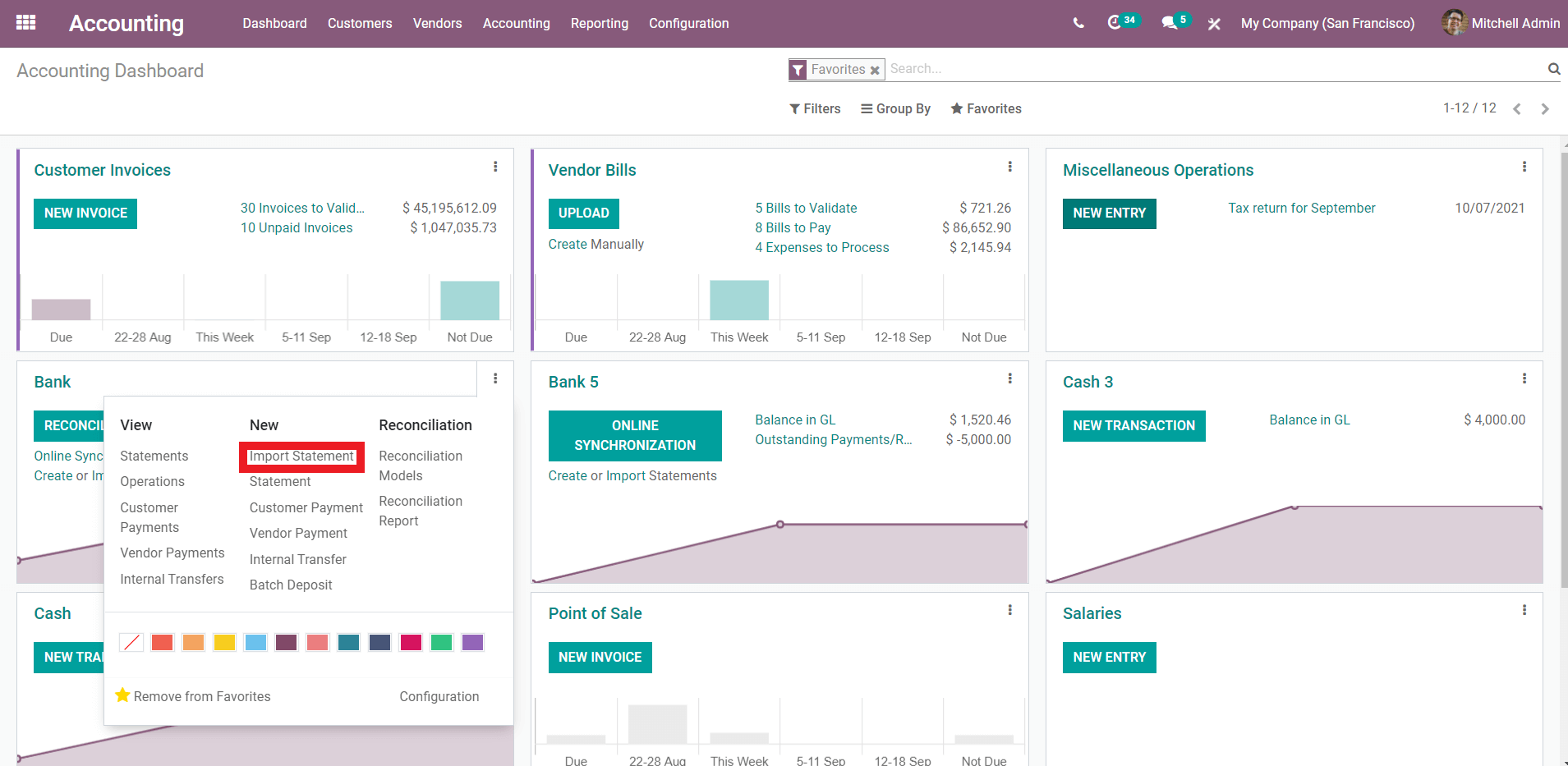 bank-statements-and-bank-synchronization-in-odoo-14