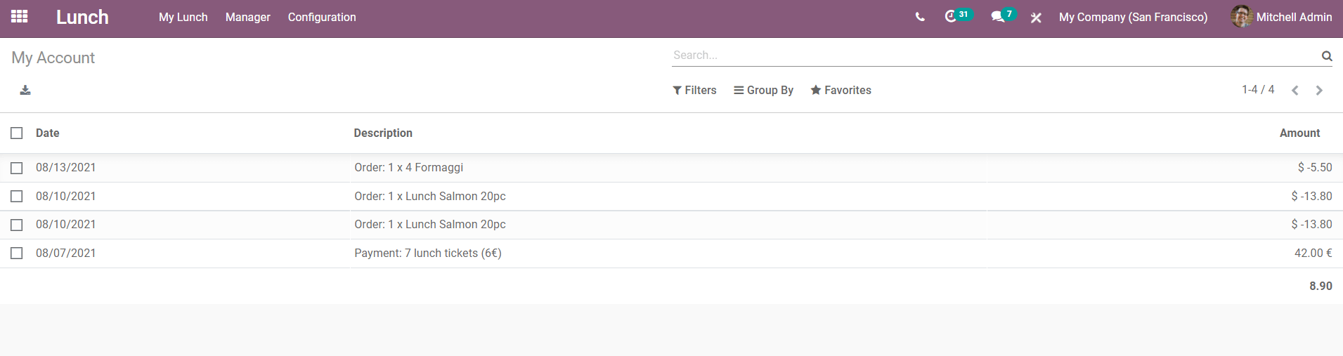 dynamic-usage-of-lunch-module-and-product-configuration-in-odoo-14