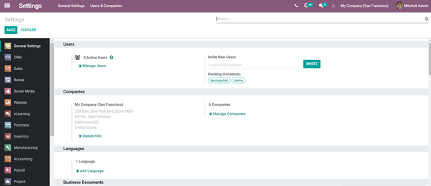 general-settings-in-odoo-and-how-to-use-it