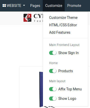 how-to-customize-odoo-12-website-home-page-cybrosys