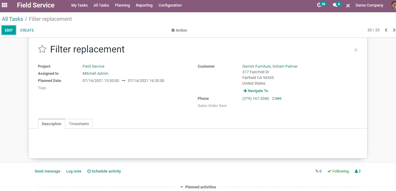 management-of-field-service-in-odoo-14