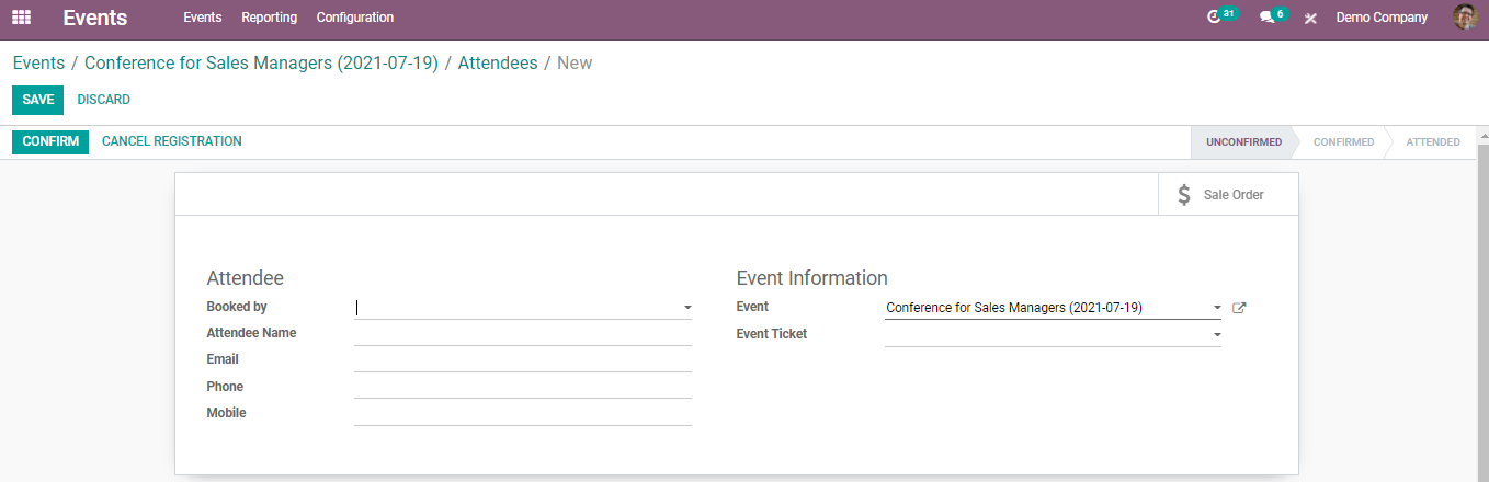 publishing-events-and-inviting-participants-odoo-events-module