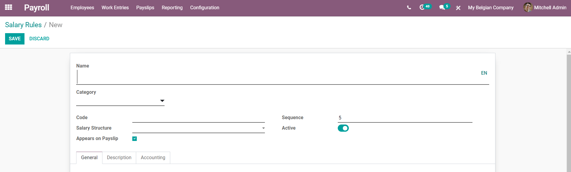 salary-structure-and-rules-configuration-in-odoo-payroll-module