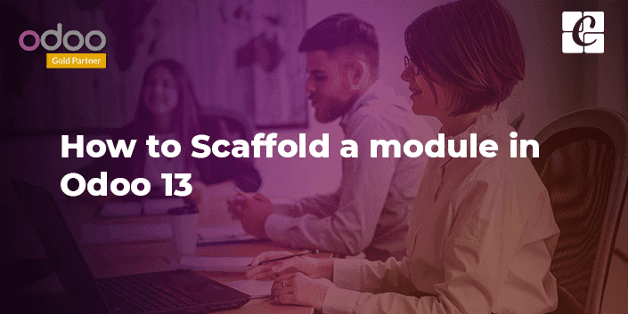 Scaffold Command in Odoo 13