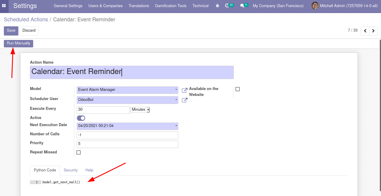 scheduled-actions-in-odoo-14-cybrosys