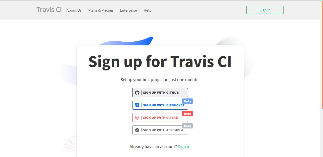 travis-configuration-in-github-cybrosys