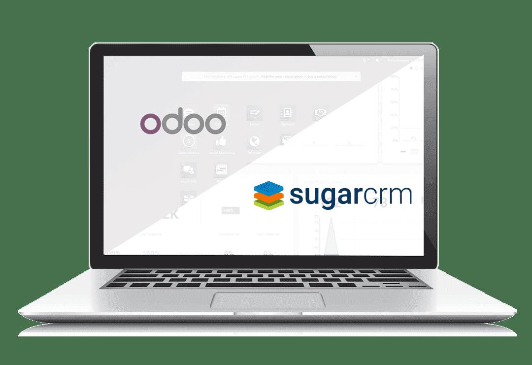 compare-odoo-sugarcrm