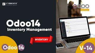 Odoo 14 Inventory