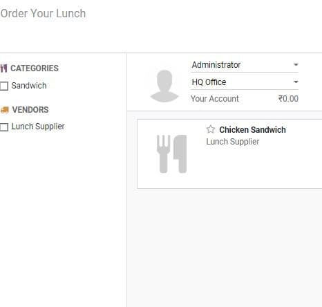 odoo-lunch