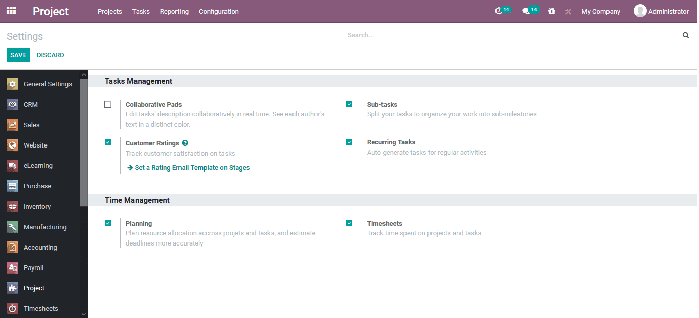 odoo-project-management