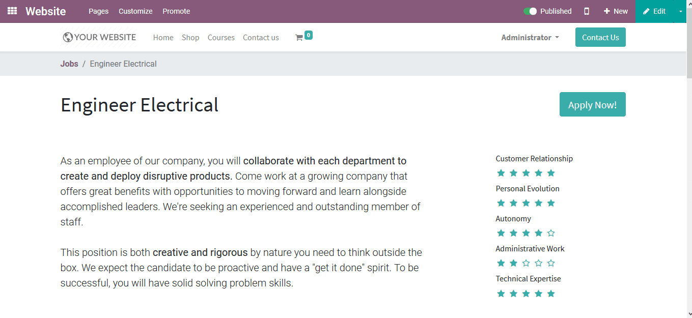 odoo-referral