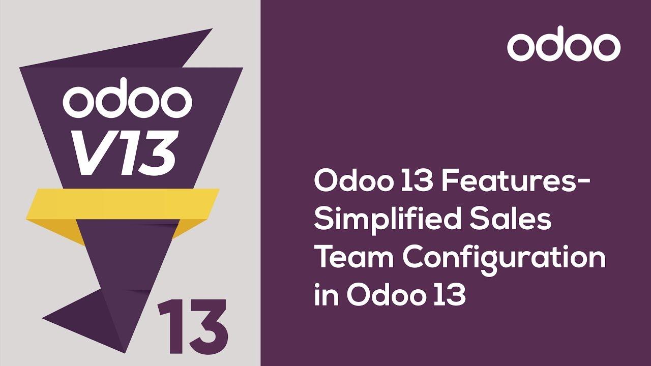 Advanced Views - Calendar View in Odoo 13